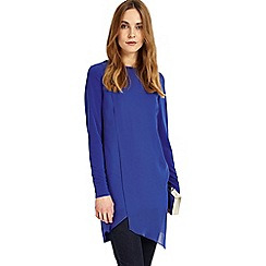 Phase Eight - French blue vinny tunic top