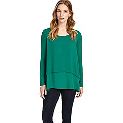 Phase Eight - Green ciera plain top