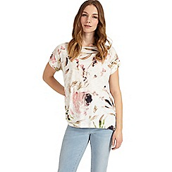 Phase Eight - Multicoloured may pearl print top