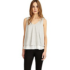 Phase Eight - Peta pleat hem top