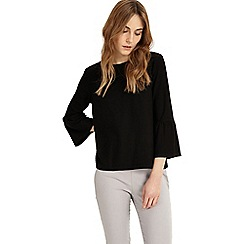 Phase Eight - Farah fluted sleeve top