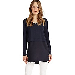 Phase Eight - Navy seraphina top