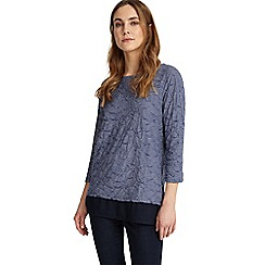 Phase Eight - Trudy textured top