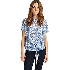 Phase Eight - Asha paisley top