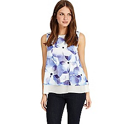 Phase Eight - Flora vest top