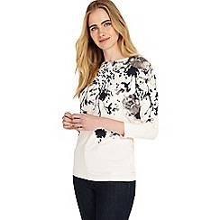 Phase Eight - Alexandria print top