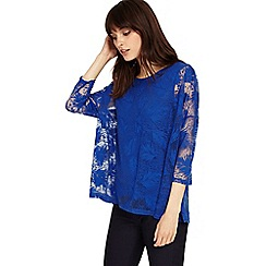 Phase Eight - Barney burnout top