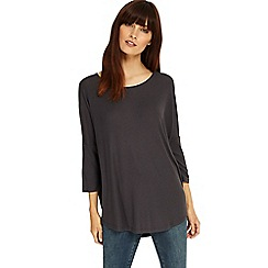 Phase Eight - Charcoal catrina top