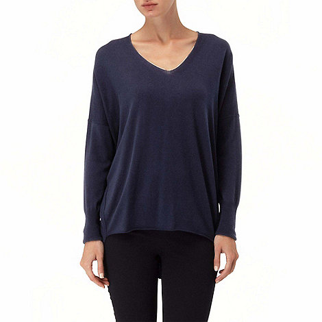 Phase Eight - Blue Henrietta Jumper