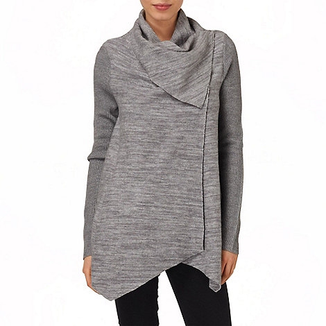 Phase Eight - Silver bellona waterfall jacket