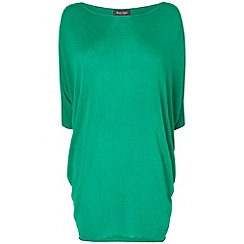 Phase Eight - Emerald light weight becca batwing jumper