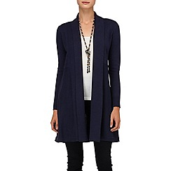 Phase Eight - Navy lili longline cardigan