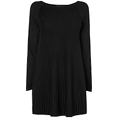 Phase Eight - Black wendy swing knit jumper