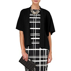 Phase Eight - Black rafaella kimono sleeve cardigan
