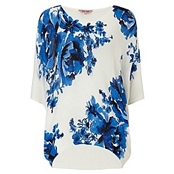 Phase Eight - Bethany floral batwing knit