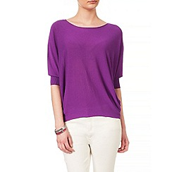Phase Eight - Purple becca batwing jumper