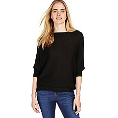 Phase Eight - Black Becca Batwing Jumper