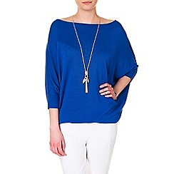 Phase Eight - Cobalt becca batwing jumper