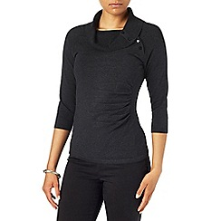 Phase Eight - Shaniya split neck knit
