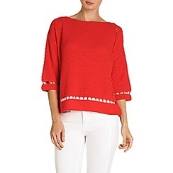 Phase Eight - Millie stitch knit