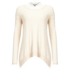 Phase Eight - Dianna silk shirt knit