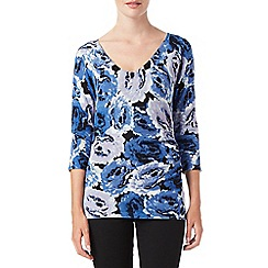 Phase Eight - Ashlyn print knit