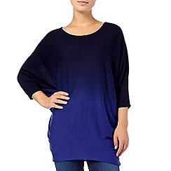 Phase Eight - Dip Dye Becca Batwing Jumper