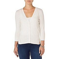 Phase Eight - Ivory elin cardigan