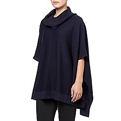 Phase Eight - Blue petula poncho