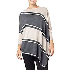 Phase Eight - Natural Stripe Melinda Knit Jumper