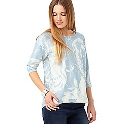 Phase Eight - Donelle Print Knit Top