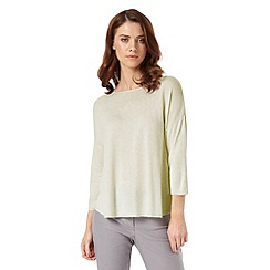 Phase Eight - Christina Side Split Knit Top