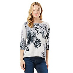 Phase Eight - Breana Floral Print Knit