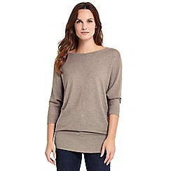 Phase Eight - Carmelina Batwing Knit Tunic