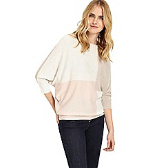 Phase Eight - Becca colour block batwing jumper