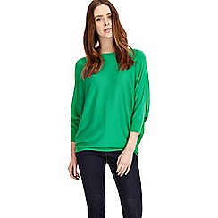 Phase Eight - Green Becca Batwing Jumper
