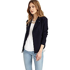 Phase Eight - Navy rosanna zip jacket