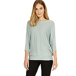 Phase Eight - Sage becca batwing knit