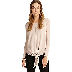 Phase Eight - Jolanda tie front knit top
