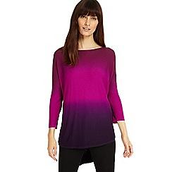 Phase Eight - Lynda dip dye knitted jumper
