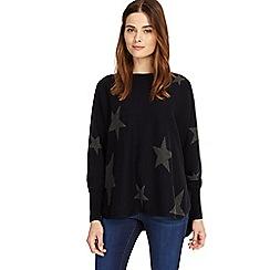 Phase Eight - Suzette star jacquard jumper