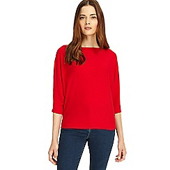 Phase Eight - Cristine batwing knitted top