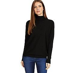 Phase Eight - Black roll neck becca jumper