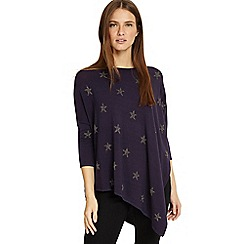 Phase Eight - Sachi shimmer star knitted jumper