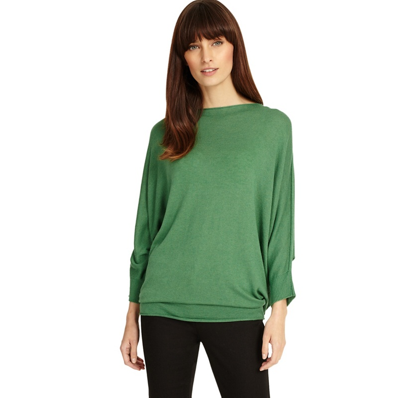 ea991ad9e5a49b Phase Eight -  Becca  Batwing Knitted Jumper