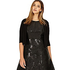 Studio 8 - Sizes 12-26 Black charlize cover up