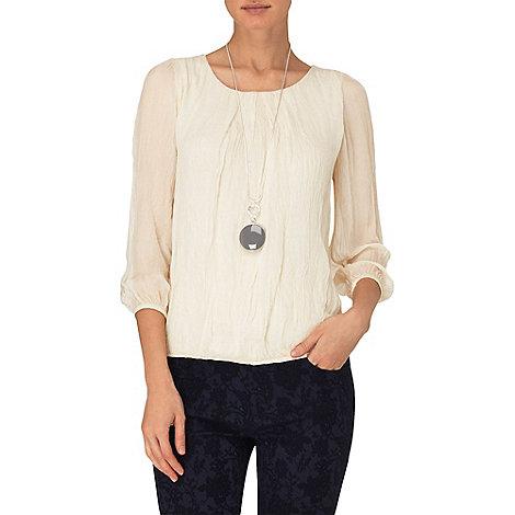 Phase Eight - Antique nina silk blouse