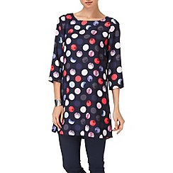Phase Eight - Heidi Spot Print Tunic