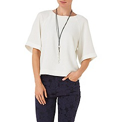 Phase Eight - Sinead crepe blouse