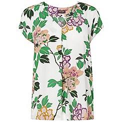Phase Eight - Lia print blouse